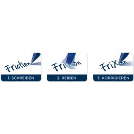 Tintenroller Frixion Ball 0,5mm blau PILOT BL-FR10-L 2258003 Produktbild Piktogramm L