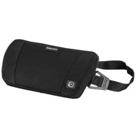 Rückenstütze Plush Touch schwarz FELLOWES 8026501 Produktbild