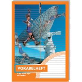 PVP Vokabelheft A4 32Blatt