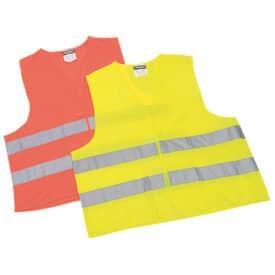 Pannen-Warnweste orange LEINA 13100/235002 DIN EN 471 Produktbild Stammartikelabbildung L