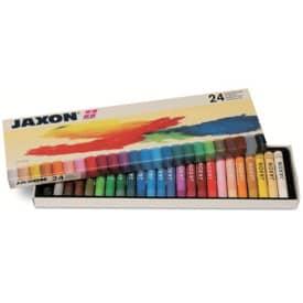 JAXON Pastell-Ölkreide sort.