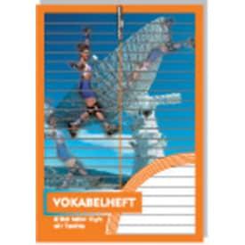 PVP Vokabelheft A6 32Blatt