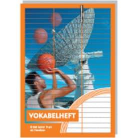 PVP Vokabelheft A5 32Blatt