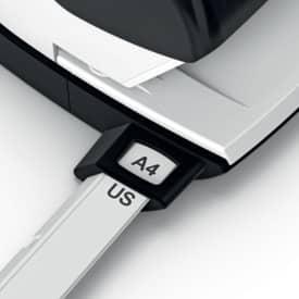 Locher 5008 schwarz LEITZ 5008-00-95 Produktbild Detaildarstellung L