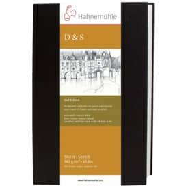Skizzenbuch 140g 62 Blatt HAHNEMÜHLE 10 628 323 A6