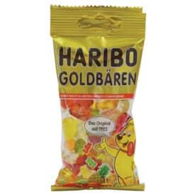 Süsswaren Mini-Goldbären 75g Haribo 3566172