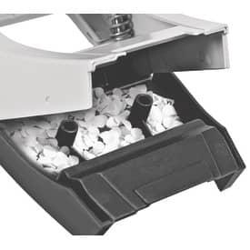 Locher 5008 schwarz LEITZ 5008-00-95 Produktbild Anwendungsdarstellung 2 L