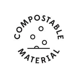 Tassenuntersetzer Ea.champ DUNI 106384 Zellt. D7,5cm 25ST Produktbild Piktogramm 2 L