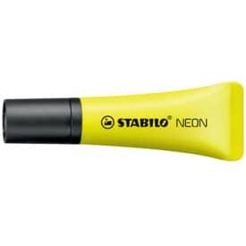 Textmarker Neon gelb STABILO 72/24
