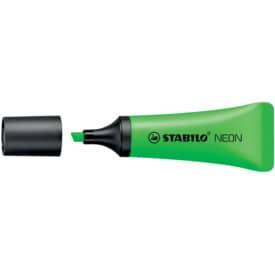 Textmarker Neon grün STABILO 72/33