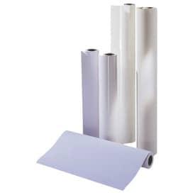 Plotterpapier Rolle 6ST 80g weiß Q-CONNECT KF17979 610mm x50m Produktbild