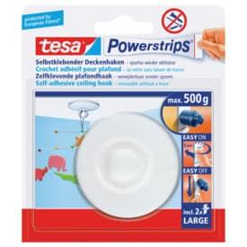 Deckenhaken weiß TESA 58029