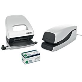 Elektrohefter 2mm weiß LEITZ 5533-10-01 NeXXt Produktbild Anwendungsdarstellung 8 L