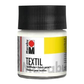 Textilfarbe weiß MARABU 1716 05 070  50ml