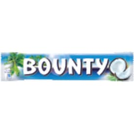 Süsswaren Bounty Vollmilch 57 g Riegel Bounty 91693 2 x 28,5 g
