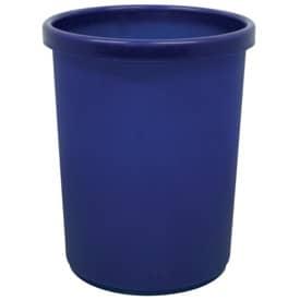 Papierkorb 33l blau
