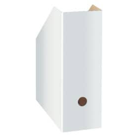 Stehsammler A4 uni breit weiß LANDRE 100420039 350000043 Produktbild