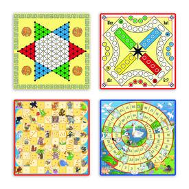 Spielesammlung Kinder ASS 225 01343 Produktbild Detaildarstellung L