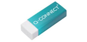 Radierer Plastik weiß Q-CONNECT KF00236 E-66090 IA Produktbild