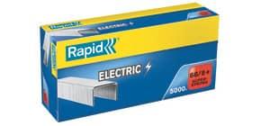 Heftklammer 66/8+ galvanisiert RAPID 24868000 5000 Stück Super Strong Produktbild