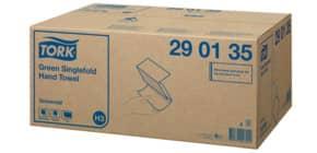 Falthandtuch 25x23 4000ST grün TORK 290135 f.Classic Box Produktbild