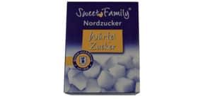 Würfelzucker 500g Nordzucker SWEET FAMILY 1698011 Produktbild