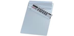 Klemmbrett ALU A4h silber WEDO 57 954 +Rechner Produktbild