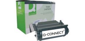 Lasertoner schwarz Q-CONNECT KF02374 12A6765 Produktbild
