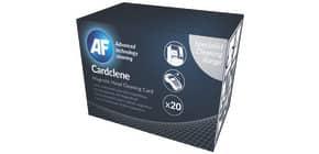 Reinigungskarte 20ST schwarz AF CCP020 Cardclene Produktbild