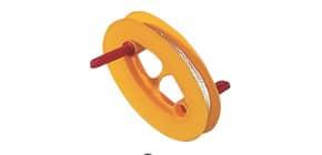 Drachenschnur Spule gelb Thomas 170 ca.100m Produktbild