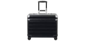 Pilotenkoffer Pandora schwarz matt ALUMAXX 45169 47x36x25cm Produktbild