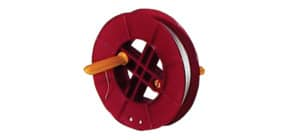 Drachenschnur m.Winde rot Thomas 180 ca.100m Produktbild