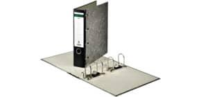 Doppelordner Pappe schwarz CENTRA 220110 A4 75mm Produktbild