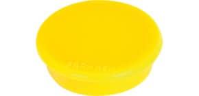 Magnet D38mm gelb FRANKEN HM38 04 10ST Produktbild