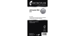 Jahresplan Midi 2020 CHRONOPLAN 50500 RR Produktbild
