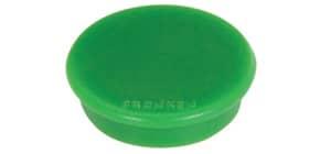 Magnet D38mm grün FRANKEN HM38 02 10ST Produktbild