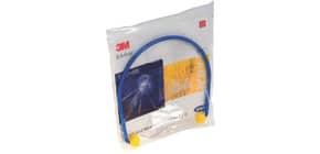 Kapselgehörschutz 23dB blau 3M EC01000 Produktbild
