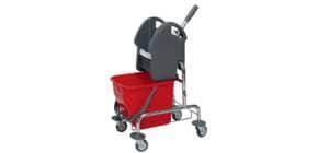 Reinigungswagen 15 Liter rot 2038257 Produktbild