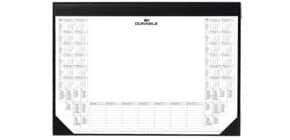 Schreibunterlage mit Block schwarz DURABLE 7291 01 60x40 cm Produktbild