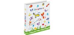 Zeugnisringbuch Schmetterlinge RNK 46428  A4  4Ringe Produktbild