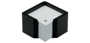 Zettelbox gefüllt schwarz ARLAC 257 01 MEMORION Produktbild