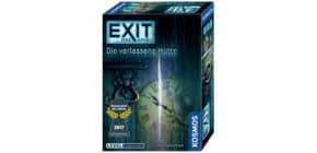 Mitbringspiel Exit Die verlasse Hütte KOSMOS 69268 Produktbild