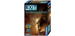 Mitbringspiel Exit Grabkammer Pharao KOSMOS 69269 Produktbild