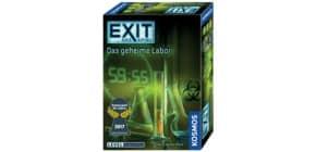 Mitbringspiel Exit Das geheime Labor KOSMOS 69274 Produktbild