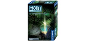Mitbringspiel Exit Die vergessene Insel KOSMOS 69285 Produktbild