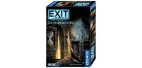 Mitbringspiel Exit Die verbotene Burg KOSMOS 69287 Produktbild