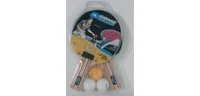 Tischtennis Set Young Champs MTS 788710/Sopo 300 2Schläger+3B Produktbild