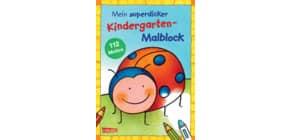 Malblock Kindergarten CARLSEN 118762 Produktbild
