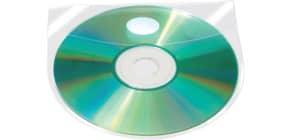 CD-Hülle selbstklebend 10ST Q-CONNECT KF27032 m.Lasche Produktbild