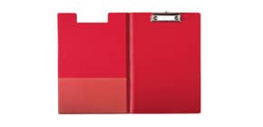 Klemmbrett A4 rot LEITZ 3960-00-25 m.Deckel Produktbild